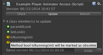 Animatior Access Custom Editor